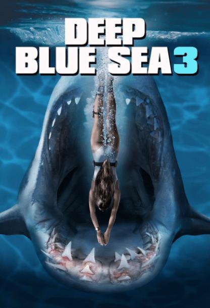 DEEP BLUE SEA 3 HD MOVIES ANYWHERE (USA) / HD GOOGLE PLAY (CANADA) DIGITAL COPY MOVIE CODE (READ DESCRIPTION FOR REDEMPTION SITE)