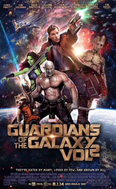 GUARDIANS OF THE GALAXY VOL 2 MARVEL DISNEY HD iTunes DIGITAL COPY MOVIE CODE (READ DESCRIPTION FOR REDEMPTION SITE/STEP/INFO) USA CANADA
