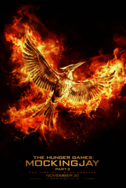 HUNGER GAMES 4 (THE) MOCKINGJAY PART 2 4K UHD iTunes DIGITAL COPY MOVIE CODE (DIRECT IN TO ITUNES) CANADA