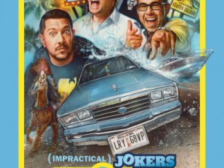 IMPRACTICAL JOKERS THE MOVIE HDX MOVIES ANYWHERE (USA) / HD GOOGLE PLAY (CANADA) DIGITAL COPY MOVIE CODE (READ DESCRIPTION FOR REDEMPTION SITE)