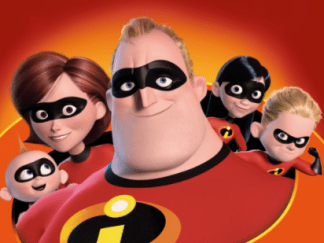INCREDIBLES 1 (THE) DISNEY HD GOOGLE PLAY DIGITAL COPY MOVIE CODE (DIRECT INTO GOOGLE PLAY) CANADA