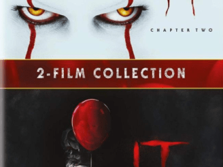 IT 1 (2017) + IT 2 (2019) 2 FILM COLLECTION HDX MOVIES ANYWHERE (USA) / HD GOOGLE PLAY (CANADA) DIGITAL COPY MOVIE CODE (READ DESCRIPTION FOR REDEMPTION SITE/INFO)