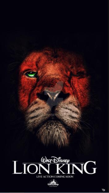 LION KING (THE) (LIVE ACTION) DISNEY HD iTUNES DIGITAL COPY MOVIE CODE (READ DESCRIPTION FOR REDEMPTION SITE/STEP/INFO) USA CANADA