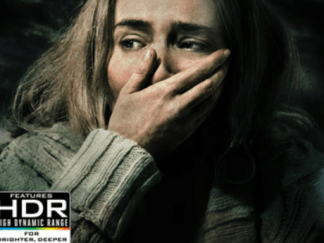 A QUIET PLACE 4K UHD iTunes DIGITAL COPY MOVIE CODE (DIRECT IN TO ITUNES) USA CANADA