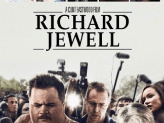 RICHARD JEWELL HDX MOVIES ANYWHERE (USA) / HD GOOGLE PLAY (CANADA) DIGITAL COPY MOVIE CODE (READ DESCRIPTION FOR REDEMPTION SITE)