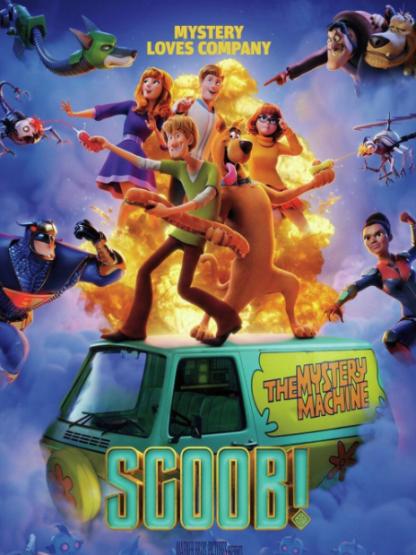 SCOOB ! HDX MOVIES ANYWHERE DIGITAL COPY MOVIE CODE (MOVIESANYWHERE) USA