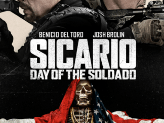 SICARIO 2 / SICARIO: DAY OF THE SOLDADO HD GOOGLE PLAY DIGITAL COPY MOVIE CODE (DIRECT IN TO GOOGLE PLAY) CANADA
