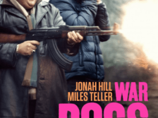 WAR DOGS HD GOOGLE PLAY DIGITAL COPY MOVIE CODE (DIRECT IN TO GOOGLE PLAY) CANADA