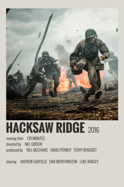 HACKSAW RIDGE HD iTunes DIGITAL COPY MOVIE CODE (DIRECT IN TO ITUNES) CANADA