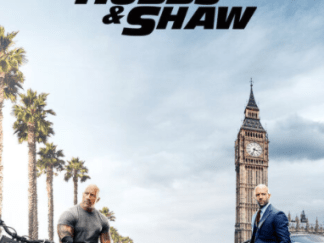 HOBBS & SHAW FAST AND FURIOUS PRESENTS HD GOOGLE PLAY DIGITAL COPY MOVIE CODE (DIRECT IN TO GOOGLE PLAY) CANADA