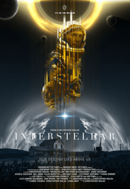 INTERSTELLAR HD GOOGLE PLAY DIGITAL COPY MOVIE CODE (DIRECT IN TO GOOGLE PLAY) CANADA USA