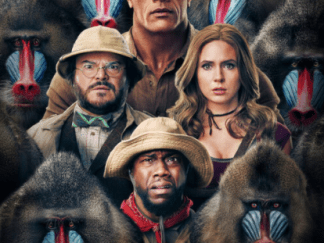 JUMANJI THE NEXT LEVEL HD GOOGLE PLAY DIGITAL COPY MOVIE CODE (DIRECT IN TO GOOGLE PLAY) CANADA