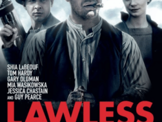 LAWLESS HD iTunes DIGITAL COPY MOVIE CODE (DIRECT IN TO ITUNES) CANADA