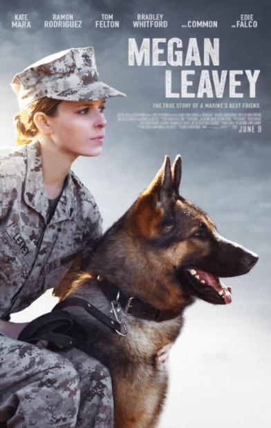 MEGAN LEAVEY HD iTunes DIGITAL COPY MOVIE CODE (DIRECT IN TO ITUNES) CANADA