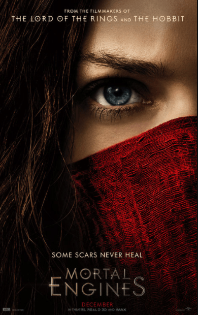 MORTAL ENGINES HD GOOGLE PLAY DIGITAL COPY MOVIE CODE (DIRECT IN TO GOOGLE PLAY) CANADA