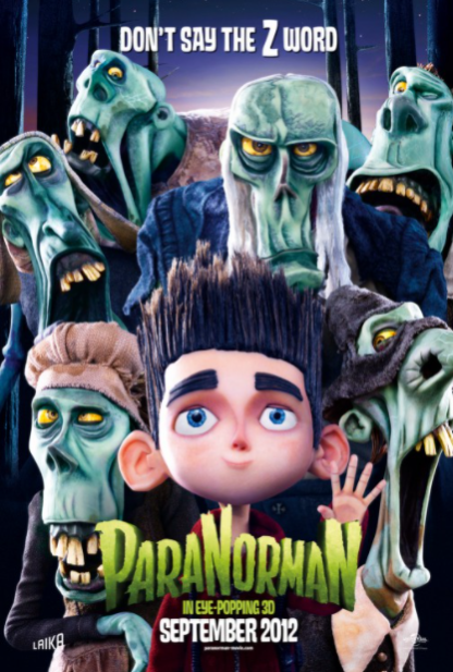 PARANORMAN HD iTunes DIGITAL COPY MOVIE CODE (DIRECT IN TO ITUNES) CANADA