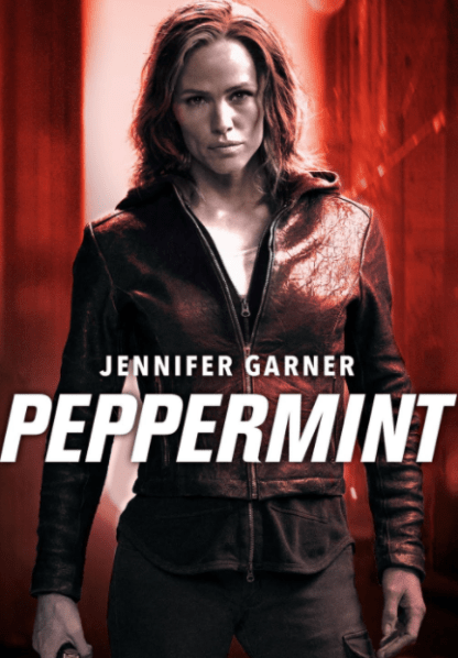PEPPERMINT HD iTunes DIGITAL COPY MOVIE CODE (DIRECT IN TO ITUNES) CANADA