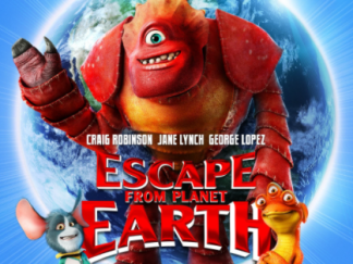 ESCAPE FROM PLANTE EARTH HD iTunes DIGITAL COPY MOVIE CODE (DIRECT IN TO ITUNES) CANADA