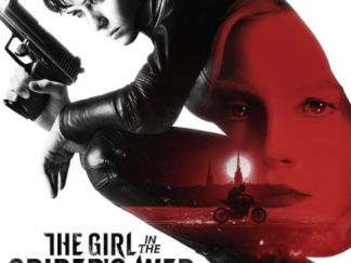 GIRL IN THE SPIDER'S WEB (THE) HD GOOGLE PLAY DIGITAL COPY MOVIE CODE (DIRECT IN TO GOOGLE PLAY) CANADA
