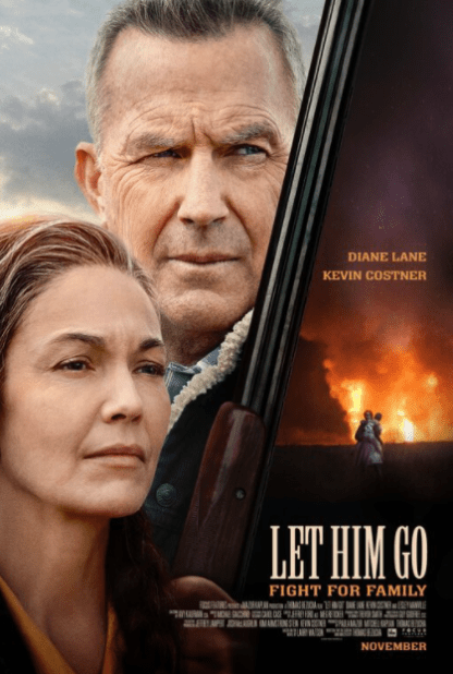 LET HIM GO HD GOOGLE PLAY DIGITAL COPY MOVIE CODE (DIRECT IN TO GOOGLE PLAY) CANADA