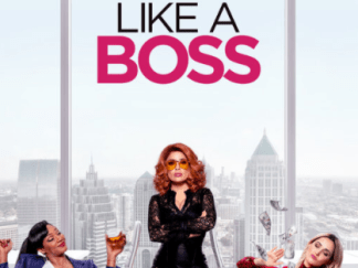 LIKE A BOSS HDX VUDU or HD iTunes (USA) / HD iTunes (CANADA) DIGITAL COPY MOVIE CODE (READ DESCRIPTION FOR REDEMPTION SITE)