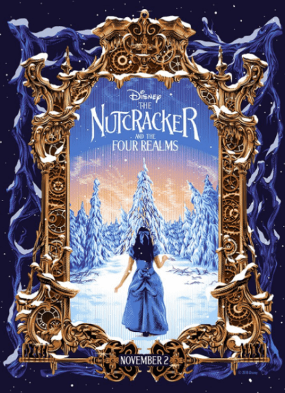 NUTCRACKER AND THE FOUR REALMS (THE) DISNEY HD GOOGLE PLAY (DIRECT INTO GOOGLE PLAY) USA CANADA