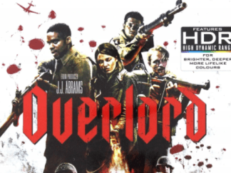 OVERLORD 4K UHD VUDU DIGITAL COPY MOVIE CODE (READ DESCRIPTION FOR CORRECT REDEMPTION SITE) USA