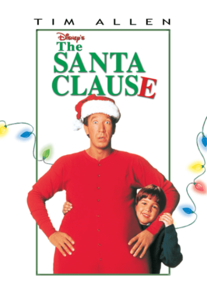 SANTA CLAUSE 1 (THE) DISNEY HD GOOGLE PLAY DIGITAL COPY MOVIE CODE (DIRECT INTO GOOGLE PLAY) USA CANADA