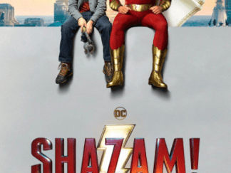 SHAZAM HD GOOGLE PLAY DIGITAL COPY MOVIE CODE (DIRECT IN TO GOOGLE PLAY) CANADA