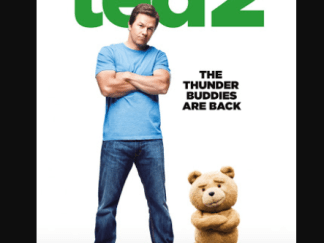 TED 2 UNRATED HD iTunes DIGITAL COPY MOVIE CODE (DIRECT IN TO ITUNES ) USA CANADA