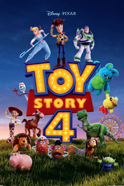 TOY STORY 4 DISNEY HD iTunes DIGITAL COPY MOVIE CODE (READ DESCRIPTION FOR REDEMPTION SITE/STEP/INFO) USA CANADA