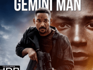 GEMINI MAN 4K UHD iTunes DIGITAL COPY MOVIE CODE (DIRECT IN TO ITUNES) USA CANADA