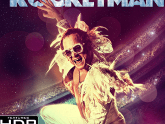 ROCKETMAN 4K UHD iTunes DIGITAL COPY MOVIE CODE (DIRECT IN TO ITUNES) USA CANADA