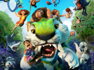 CROODS 2 (THE) / THE CROODS A NEW AGE HD GOOGLE PLAY DIGITAL COPY MOVIE CODE (DIRECT IN TO GOOGLE PLAY) CANADA