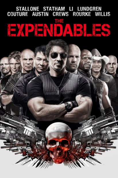 EXPENDABLES 1 (THE) iTunes DIGITAL COPY MOVIE CODE (DIRECT IN TO ITUNES) CANADA