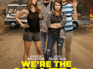 WE'RE THE MILLERS HDX MOVIES ANYWHERE MOVIE CODE (READ DESCRIPTION FOR REDEMPTION SITE) USA