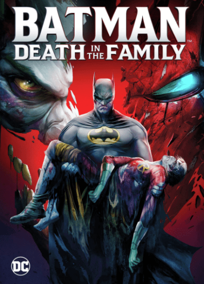 BATMAN DEATH IN THE FAMILY DC UNIVERSE HD GOOGLE PLAY DIGITAL COPY MOVIE CODE (DIRECT IN TO GOOGLE PLAY) CANADA