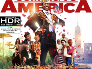 COMING TO AMERICA 4K UHD iTunes DIGITAL COPY MOVIE CODE (DIRECT IN TO ITUNES) USA CANADA