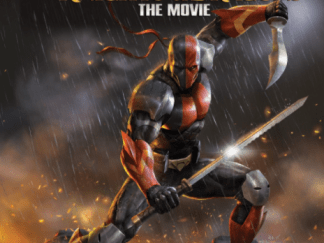 DEATHSTROKE KNIGHTS & DRAGONS THE MOVIE DC UNIVERSE HD GOOGLE PLAY DIGITAL COPY MOVIE CODE (DIRECT IN TO GOOGLE PLAY) CANADA