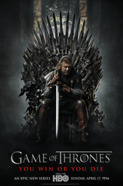 GAME OF THRONES HBO SEASON 1 HD iTunes DIGITAL COPY MOVIE CODE ONLY (DIRECT INTO ITUNES) USA CANADA