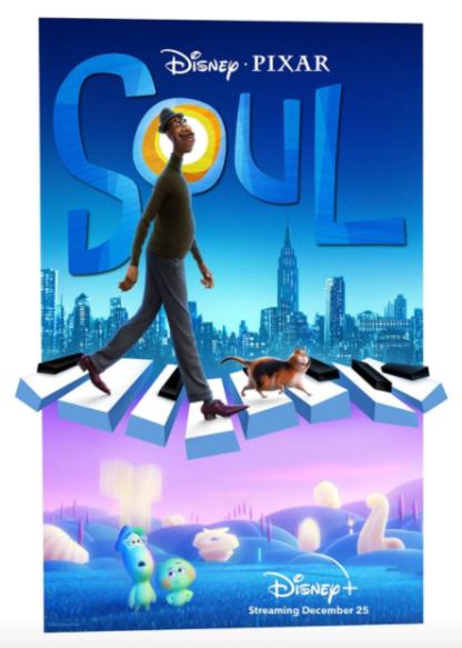 SOUL DISNEY HD GOOGLE PLAY DIGITAL COPY MOVIE CODE (DIRECT IN TO GOOGLE PLAY) CANADA
