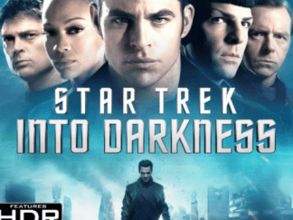 STAR TREK 2 / STAR TREK INTO DARKNESS 4K VUDU DIGITAL COPY MOVIE CODE (READ DESCRIPTION FOR CORRECT REDEMPTION SITE) USA