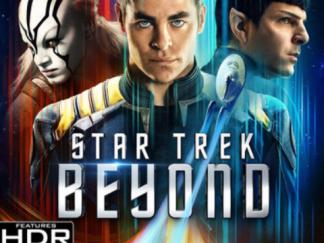 STAR TREK 3 / STAR TREK BEYOND 4K VUDU DIGITAL COPY MOVIE CODE (READ DESCRIPTION FOR CORRECT REDEMPTION SITE) USA