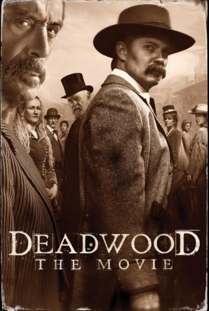DEADWOOD THE MOVIE HBO HDX VUDU DIGITAL COPY MOVIE CODE (READ DESCRIPTION FOR REDEMPTION SITE) USA