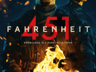 FAHRENHEIT 451 HBO HD GOOGLE PLAY DIGITAL COPY MOVIE CODE ONLY (DIRECT IN TO GOOGLE PLAY) USA CANADA