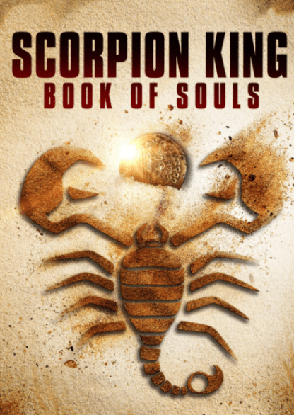 SCORPION KING 5 / THE SCORPION KING BOOK OF SOULS HDX MOVIES ANYWHERE DIGITAL COPY MOVIE CODE (DIRECT IN TO MOVIES ANYWHERE) USA