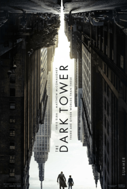 DARK TOWER (THE) GOOGLE PLAY DIGITAL MOVIE CODE ONLY (DIRECT IN TO GOOGLE PLAY) CANADA