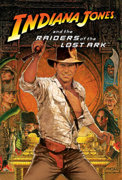 INDIANA JONES AND THE RAIDERS OF THE LOST ARK 4K UHD VUDU or 4K UHD iTunes (USA) / 4K UHD iTunes (CANADA) DIGITAL COPY MOVIE CODE (READ DESCRIPTION FOR REDEMPTION SITE)