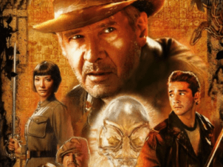 INDIANA JONES AND THE KINGDOM OF THE CRYSTAL SKULL 4K UHD VUDU or 4K UHD iTunes (USA) / 4K UHD iTunes (CANADA) DIGITAL COPY MOVIE CODE (READ DESCRIPTION FOR REDEMPTION SITE)