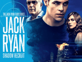 JACK RYAN SHADOW RECRUIT 4K UHD iTunes DIGITAL COPY MOVIE CODE ONLY (DIRECT IN TO ITUNES) USA CANADA